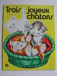 Trois joyeux chatons