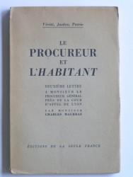 Le procureur et l'habitat