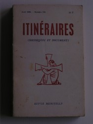 Collectif - Itinéraires n°122. Chroniques et documents