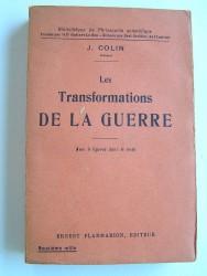 Général J. Colin - Les transformations de la guerre