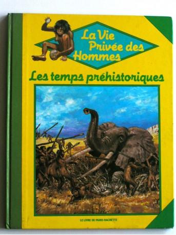 Pierre Joubert - Les temps préhistoriques