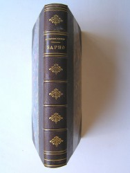 Alphonse Daudet - Sapho. Moeurs parisiennes